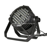 CE Popular impermeable RGBW RoHS LED de luz PAR
