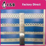 Nuovo merletto del Crochet del cotone di disegno di alta qualità