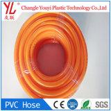 Marque de tressage de fibre personnalisé imprimé flexible en PVC
