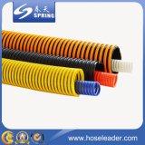 Slang van de Zuiging van pvc van de Grote Diameter van China Suply de Spiraalvormige Flexibele 5/8 tot 6 Duim