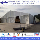 Grande tente industrielle extérieure de hangar d'avions de mémoire