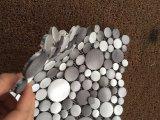 China aplicó el mosaico de los azulejos con brocha de Backsplash de los azulejos del aluminio del metal