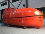 G. R. Embarcation de sauvetage de type P totalement fermé