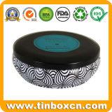 Ronda de la Cera perfecta Tin Box Viajes vela latas de metal