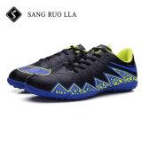 Людей типа высокого качества OEM ботинки 2017 футбола новых крытые с износом спорта