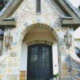 現代デザイン倍の錬鉄の安全ドア