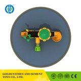 Giocattoli del gioco di divertimento ed attrezzature esterne della trasparenza dei bambini del campo da giuoco per vendere