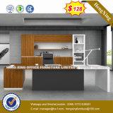 Muebles de oficinas modernos del escritorio del MDF del estilo ejecutivo de Italia (HX-8N1093)