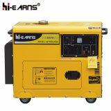 Air-Cooled молчком тип тепловозный комплект генератора трехфазный (DG3500SE3)