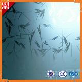 Vidro translúcido temperado com marcação SGCC Certificado Australiano