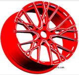 Kunxi 2018의 다채로운 알루미늄 합금 바퀴