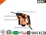 Nenz 900W geschnürter SDS plus Meißel-Unterbrecher-Hammer (NZ30-02)
