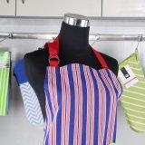 China Personalizada de Fábrica Fancy Kitchenlong Bib Walmart aventais para Mulheres