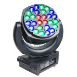 testa mobile della lavata dello zoom LED di alone di 36PCS*10W 4in1