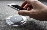 Adaptador sin hilos ultrafino del cargador de la potencia para el iPhone 8 Samsung S8