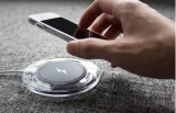 iPhone 8 Samsung S8를 위한 Ultra-Thin 무선 힘 충전기 접합기