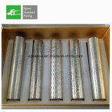 Fornitore cinese Inox 304 del fornitore 316 prezzo saldato di lucidatura del tubo 666 dell'acciaio inossidabile per chilogrammo