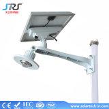 30W Semi-Integrated exterior do sensor de movimento LED de Energia Solar Luz de Rua