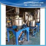 PVC que dosifica el sistema