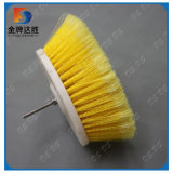 Taladro de nylon suave cepillo Cepillo de limpieza del disco
