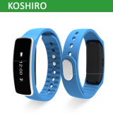 Bracelet intelligent de Pedometer de forme physique de Bluetooth