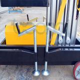 Única tabela de levantamento do mastro (maquinaria) para 6 M