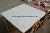 De Witte Marmeren Tegel van Guangxi met Grijze Aders voor de Bekleding van de Vloer/van de Muur