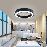 LED moderno pingente de acrílico Redondo lâmpadas para Hall