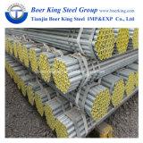 6 pollici pre galvanizzati intorno al tubo d'acciaio, tubo di Gi del diametro 165mm