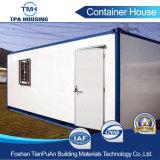 20FT Flat Pack Reservatório móvel House para o projeto Casa de baixo custo