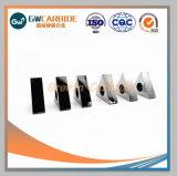 Carboneto Apkt insertos para peças de máquinas