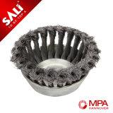 Чашки колеса провода изготовления Sali щетки чистки профессиональной сразу промышленные