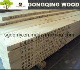 Dongqing LVL 나무에서 고품질 38mm 소나무 LVL 비계 판자
