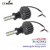 極度の明るい4000lm H3 36W LED車のヘッドライト