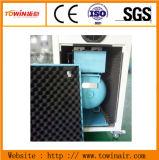 Armoire du compresseur à air Oil-Free silencieuse avec double réservoir de pulvérisation (TW5502S)