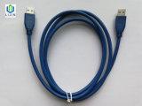 мужчина к мыжскому кабелю USB 3.0 выдвижения