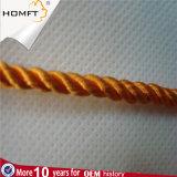 Oranje  Rond Nylon Koord Gevlecht Kabel/Koord voor Document Bag