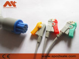 Datex-Ohmeda as/3, CS/3 einteiliges ECG Kabel