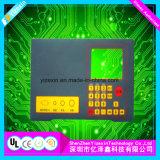 習慣3mの接着剤の押しボタンの膜スイッチパネル