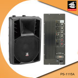 Aktiver PROplastiklautsprecher PS-1115A pA-15 Zoll BI-AMPERE 200W