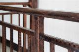 Barandilla de acero galvanizada decorativa de alta calidad 22 del balcón de la aleación de Alluminum