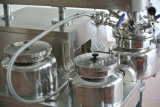 Pequena Máquina Cosméticos para creme loção vaselina