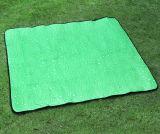 Oxford-Tuch-Schwarz-Film-Unterseite lässt im Freien kampierende Picknick-Matte fallen