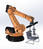 적당 장비 시험 로봇