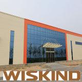 Сегменте панельного домостроения в здании стальные конструкции для склада с SGS