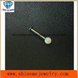 Het Doordringende Titanium die van uitstekende kwaliteit van het Lichaam Labert met Steen doordringen (LAET002)