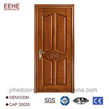 China porta de madeira sólida de design clássico