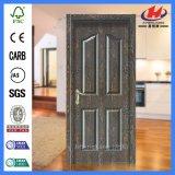 1 batente do painel Interior moldado de design da porta de PVC (JHK-P09)