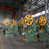 Metal da máquina-instrumento J23 100ton que carimba a máquina excêntrica mecânica da imprensa de potência da maquinaria