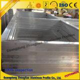 La fábrica de aluminio de la protuberancia de China suministra el perfil de aluminio